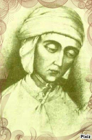 Anne Catherine Emmerich -  5ee8af3b