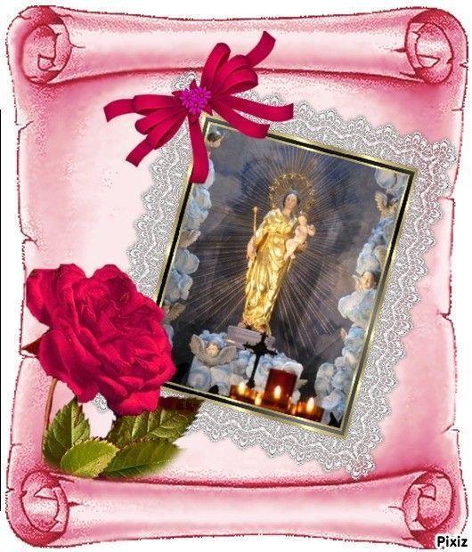 Prière à Notre-Dame de Lumière