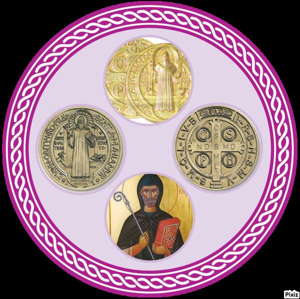 La Medaille de Saint Benoît